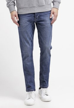 Benetton - Slim fit jeans - blue denim