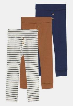 Marks & Spencer London - BABY 3 PACK UNISEX - Leggings - multi-coloured