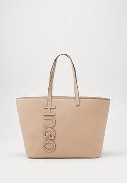 HUGO - CHELSEA  - Torba na zakupy - pink