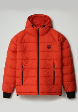 Napapijri - CIRCULAR PUFFER - Winterjacke - orange clay