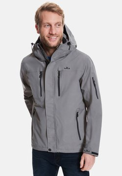 Jeff Green - HARSTAD - Outdoorjacke - gunmetal