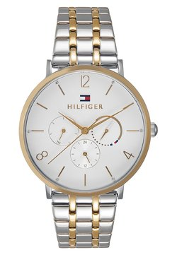Tommy Hilfiger - JENNA - Klocka - silver-coloured/gold-coloured