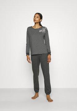 Triumph - Pyjama - dark grey melange