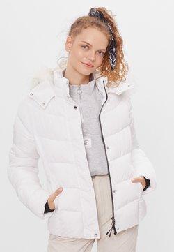 Bershka - Daunenjacke - white
