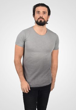 Solid - T-Shirt basic - mid grey