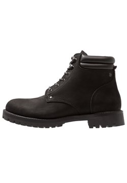 Jack & Jones - JFWSTOKE WARM - Schnürstiefelette - black