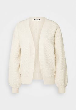 Fashion Union Tall - SHAY - Vest - cream
