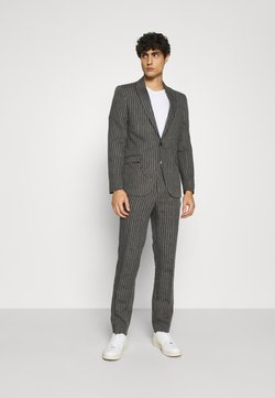 Shelby & Sons - BISHAM SUIT - Suit - charcoal
