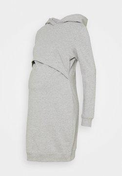 Anna Field MAMA - NURSING - Day Dress - Vapaa-ajan mekko - light grey