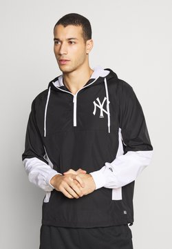 New Era - MLB WINDBREAKER NEW YORK YANKEES - Vereinsmannschaften - black