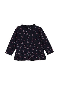 s.Oliver - MIT MUSTERMIX - Longsleeve - navy