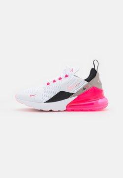Nike Sportswear - AIR MAX 270 - Sneakers laag - white/arctic punch/hyper pink/black
