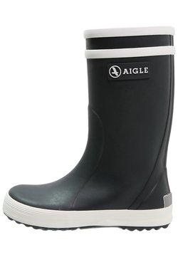 Aigle - LOLLY POP - Gummistiefel - marine/blanc