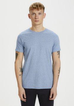 Matinique - JERMANE - T-Shirt print - sharp blue