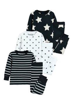 Next - STAR STRIPE SNUGGLE FIT THREE PACK - Pyjama - blue