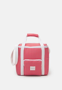 Seafolly - CARRIED AWAY CHECK IN COOLER BAG - Strandaccessoire - chilli