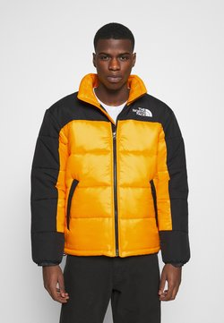 The North Face - HIMALAYAN INSULATED JACKET - Winterjacke - summit gold/black