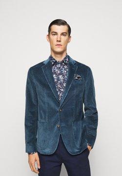 Sand Copenhagen - STAR EASY - Blazer jacket - medium blue