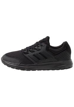 adidas Performance - GALAXY 4 - Laufschuh Neutral - core black/footwear white