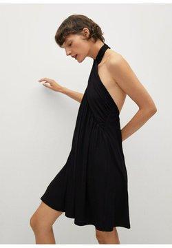 Mango - Cocktailkleid/festliches Kleid - black