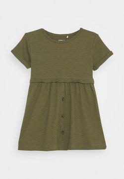 Name it - NMFRIBSA  - Blusenkleid - ivy green