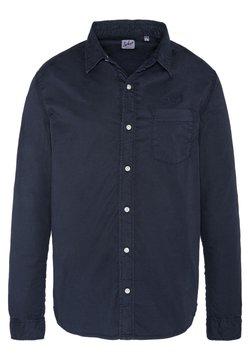 Schott - Shirt - navy