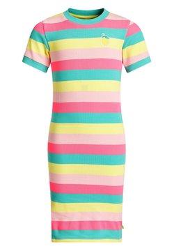 WE Fashion - Strickkleid - multi-coloured