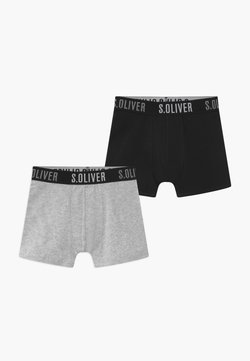 s.Oliver - 2 PACK - Shorty - grey