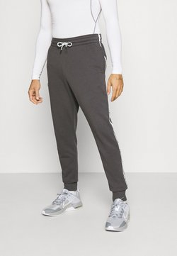 Under Armour - RIVAL TERRY JOGGER - Jogginghose - jet gray