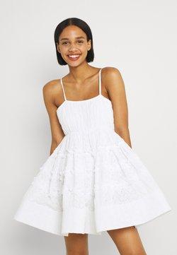 Lace & Beads - BETHAN MINI - Cocktailkleid/festliches Kleid - white