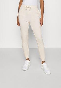 Even&Odd - SLIM FIT SWEAT JOGGERS  - Jogginghose - off-white