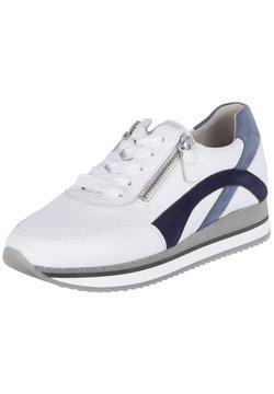 Gabor - Chaussures à lacets - weiß