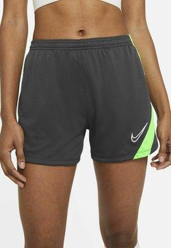 Nike Performance - DRY ACADEMY 20 SHORT - Korte broeken - anthracite/green strike/white