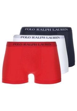 Polo Ralph Lauren - POUCH TRUNKS 3 PACK - Shorty - dark blue/white/red