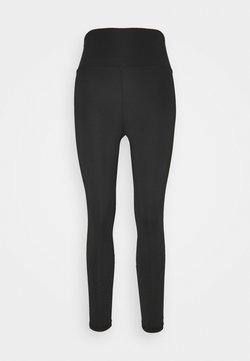 Cotton On Body - LIFESTYLE - Tights - black lazer