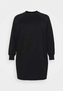Noisy May Curve - NMLUPA DRESS CURVE - Vapaa-ajan mekko - black
