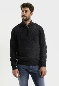 camel active - Strickpullover - charcoal