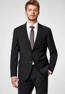 Esprit Collection - ACTIVE SUIT  - Anzugsakko - black