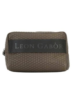 Leon Gabòr - Trousse - braun