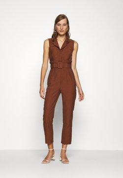 Trendyol - KAHVERENGI - Jumpsuit - brown