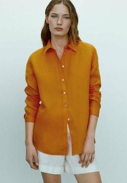 Massimo Dutti - Camicia - orange