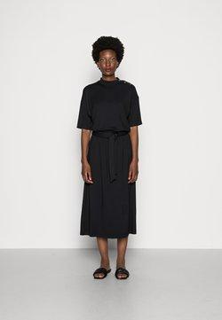Esprit Collection - DRESS - Sukienka z dżerseju - black