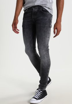 Cars Jeans - DUST - Jeans Skinny Fit - black