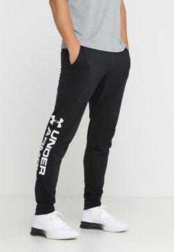 Under Armour - SPORTSTYLE GRAPHIC  - Jogginghose - black