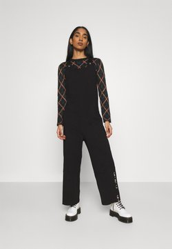 G-Star - DUNGAREE - Jumpsuit - black