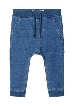 Name it - Trainingsbroek - medium blue denim