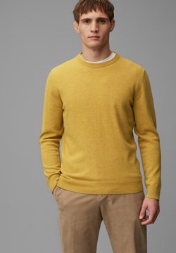 Marc O'Polo - Strickpullover - harvest gold