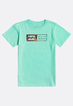 Billabong - INVERSED  - T-shirt con stampa - light aqua