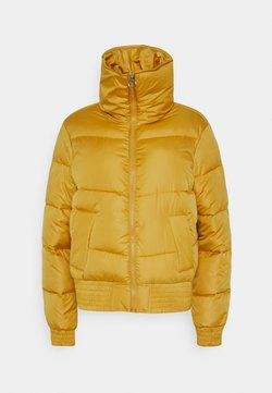 Hollister Co. - FASHION PUFFER - Winterjacke - yellow