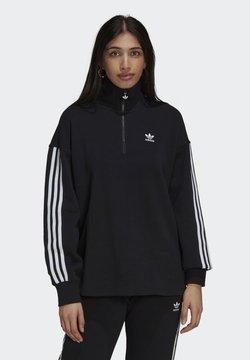 adidas Originals - ADICOLOR RELAXED - Sweatshirt - black